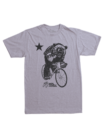 Amgen Tour of California Bike Roar T-Shirt
