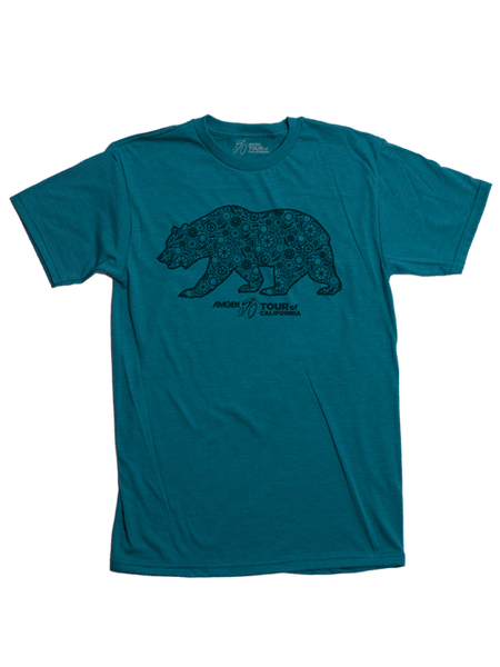 Amgen Tour of California Bear T-Shirt