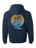 Amgen Tour of California- California Cruiser Full Zip Hoodie