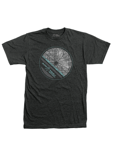 Amgen Tour of California Tranquility Circle T-Shirt