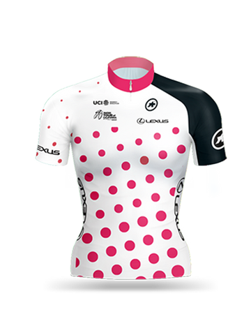 Amgen Tour of California Women's Queen of the Mountain Jersey