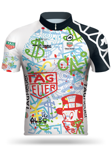 Amgen Tour of California TAG Heuer Best Young Rider Jersey