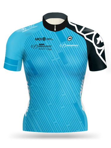 Amgen Tour of California Women's Breakaway from Cancer®/ Breakaway from Heart DiseaseTM Most Courageous Rider Jersey