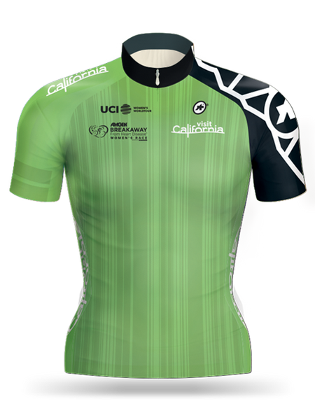 Amgen Breakaway from Heart Disease Women's Race empowered with SRAM Women's Visit California 2017 Sprint Jersey