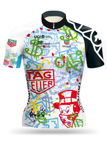 Amgen Breakaway from Heart Disease Women's Race empowered with SRAM Women's TAG Heuer Best Young Rider Jersey