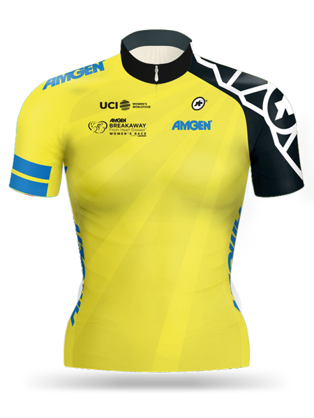 Amgen Breakaway from Heart Disease Women's Race empowered with SRAM Women's 2017 Leaders Jersey