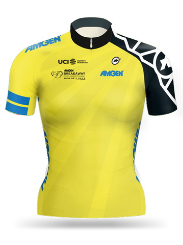 Amgen Breakaway from Heart Disease Women's Race empowered with SRAM Women's Leaders Jersey