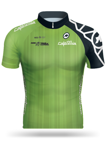 Amgen Tour of California Visit California Sprint Jersey