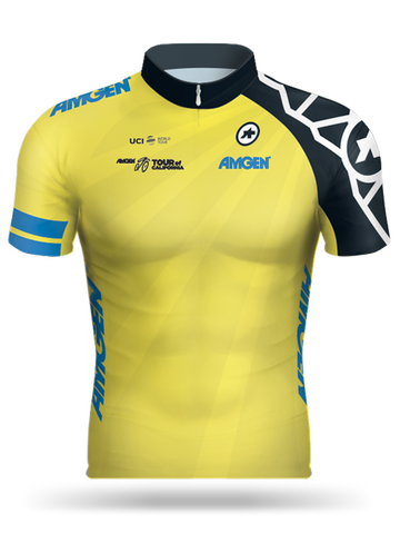 Amgen Tour of California Race Leader Jersey