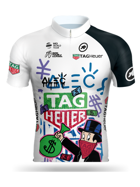 Amgen Tour of California Best Young Rider Jersey
