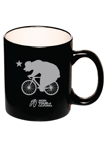 Amgen Tour of California Speedster Bear Mug
