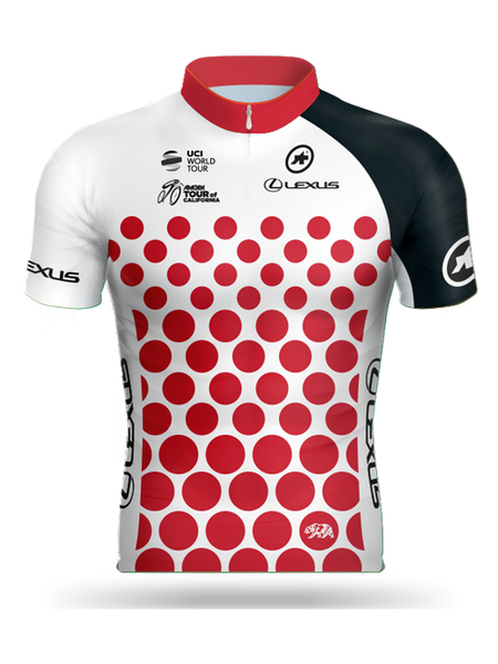 Amgen Tour of California King of the Mountain Jersey
