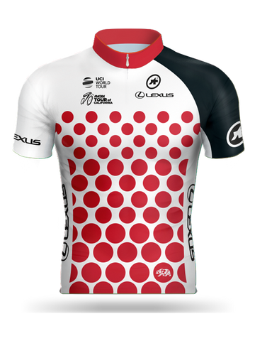 Amgen Tour of California 2018 King of the Mountain Jersey