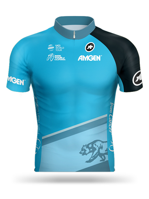 Amgen Tour of California 2018 Breakaway Most Courageous Rider Jersey