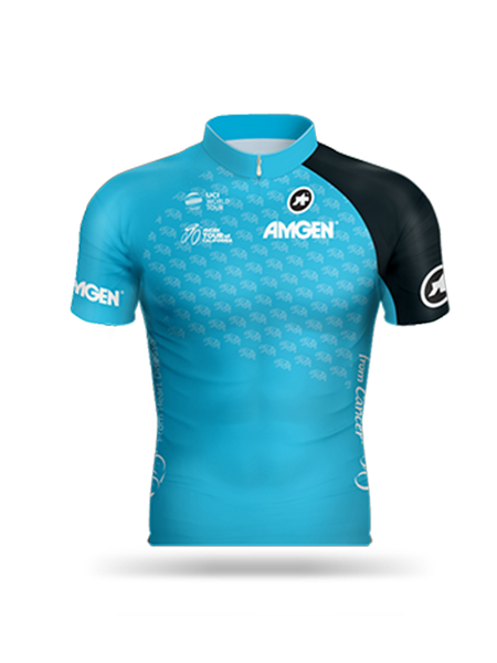 Amgen Tour of California Most Courageous Rider Jersey