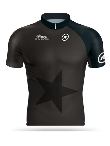 Amgen Tour of California Limited Edition Jersey- Black