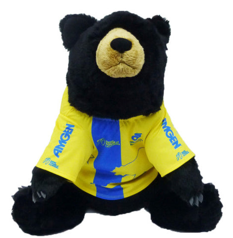 Amgen Tour of California Large Plush Jersey Bear