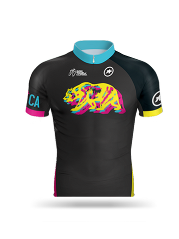 Amgen Tour of California Neon Limited Edition Jersey