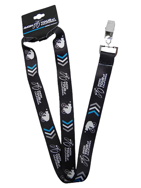 Amgen Tour of California Speedster Bear Lanyard