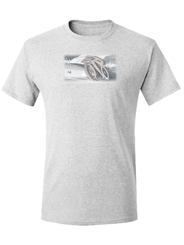 Amgen Tour of California Route Short Sleeve T-Shirt