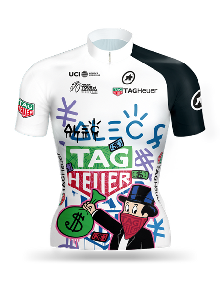 05438bd59 Amgen Tour of California Women  2018 Best Young Rider Jersey