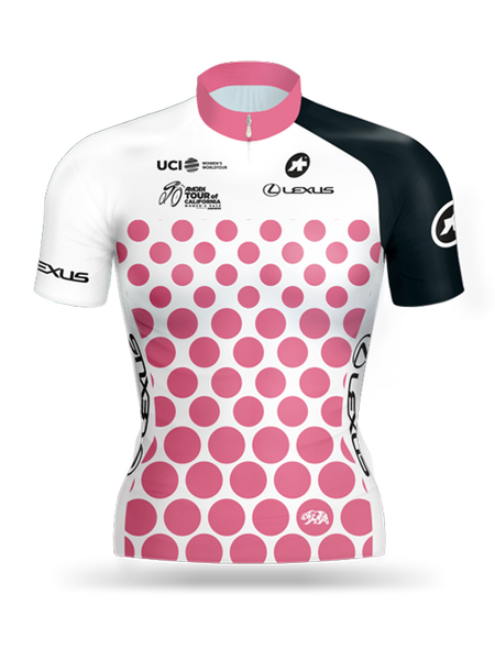 Amgen Tour of California Women's King of the Mountain Jersey
