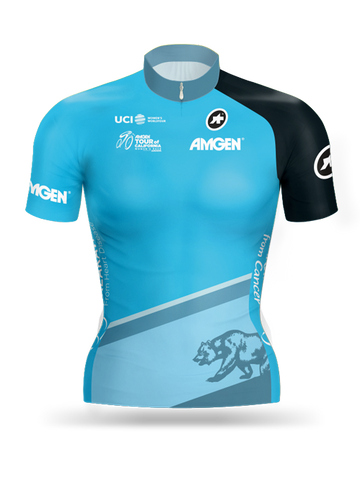 Amgen Tour of California 2018 Women's Breakaway Most Courageous Jersey