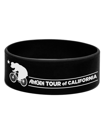 Amgen Tour of California Speedster Bear on Bike Bracelet
