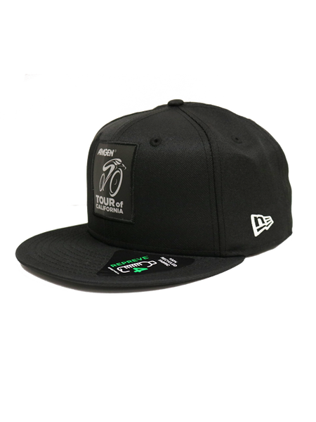 Amgen Tour of California 9FIFTY Super Stack Logo Repreve Snapback Cap