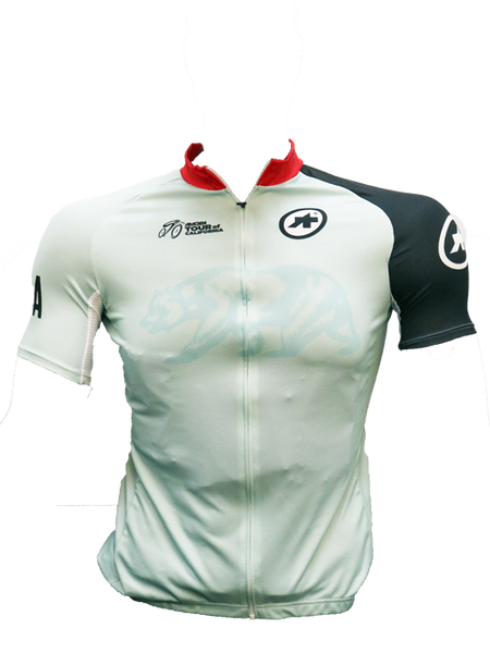 Amgen Tour of California Limited Edition Jersey- White