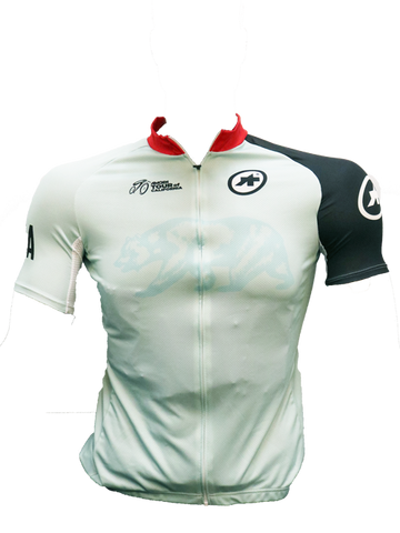 Amgen Tour of California 2018 Limited Edition Jersey- White