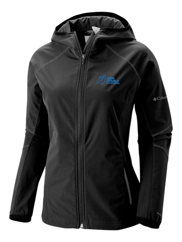 Amgen Tour of California Women's Primary Logo Full Zip Hooded Jacket