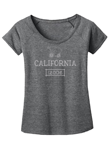 Amgen Tour of California Women's Scoop T-Shirt