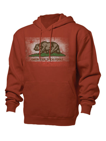 Amgen Tour of California Cali Flag Pullover Hoodie