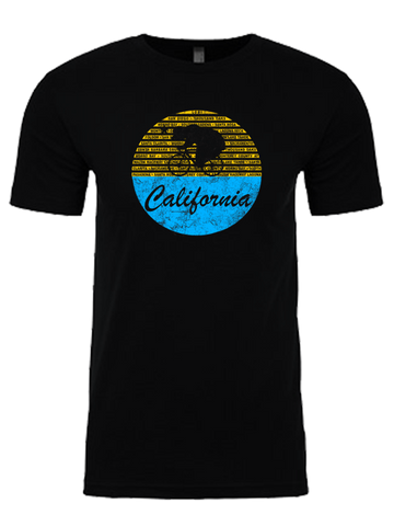 Amgen Tour of California Sunset Racer City T-Shirt