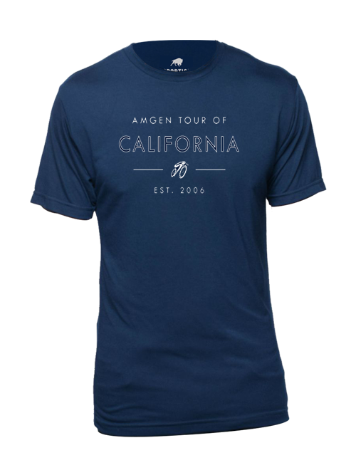 Amgen Tour of California Coco T-Shirt