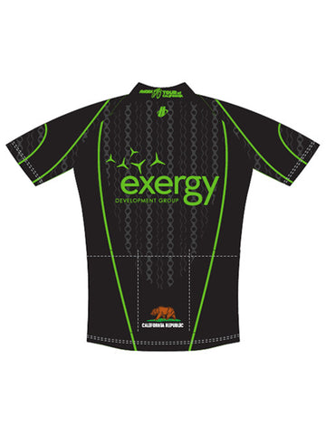 Amgen Tour of California 2012 Most Aggressive Rider Jersey