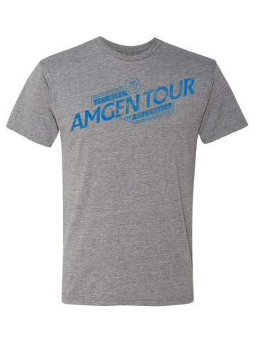 Amgen Tour of California Retro Race Logo T-Shirt