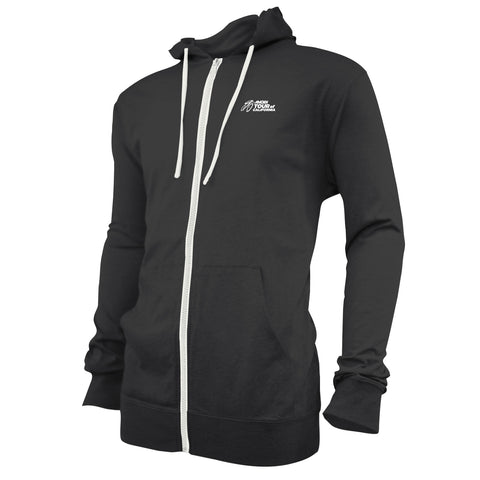 Amgen Tour of California Vertical Logo Full Zip Hoodie
