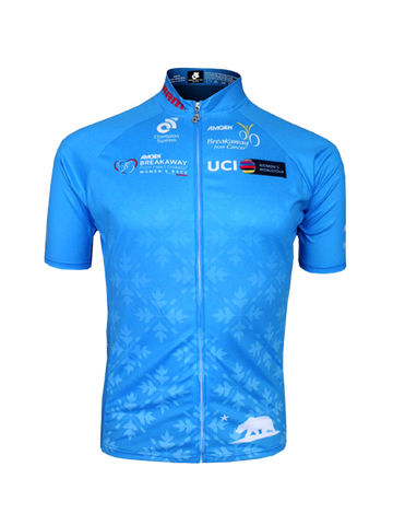 Amgen Tour of California 2016 Women's Breakaway From Cancer Most Courageous Rider Jersey