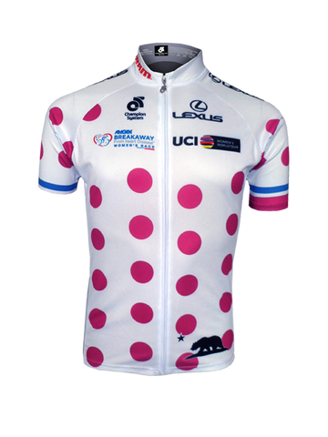 Amgen Tour of California 2016 Women's King of the Mountain Jersey