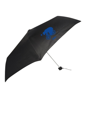 Amgen Tour of California Bear on Bike Umbrella