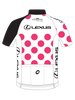 Amgen Breakaway from Heart Disease Women's Race empowered with SRAM Women's Lexus Queen of the Mountain (QOM) Jersey