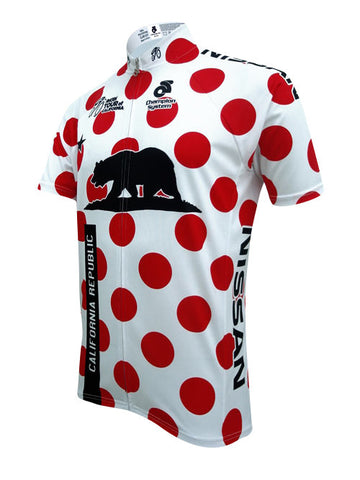 Amgen Tour of California 2013 Men's King of the Mountain Jersey
