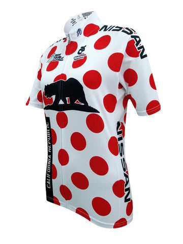 Amgen Tour of California 2013 Women's King of the Mountain Jersey