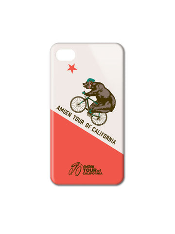 Amgen Tour of California iPhone 4/4s Case