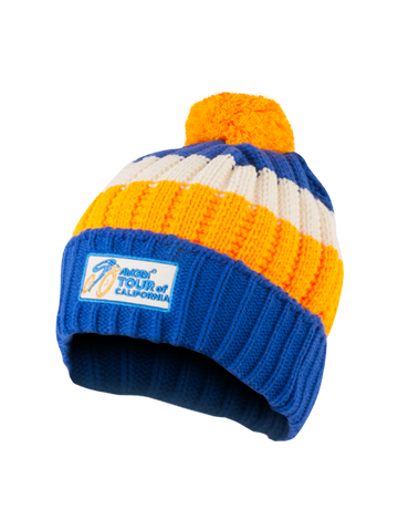 Amgen Tour of California Slope Knit Hat