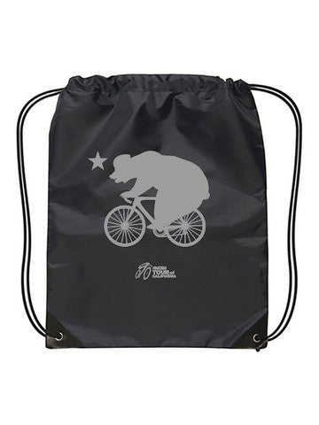 Amgen Tour of California Drawstring Bag