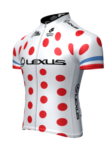 Amgen Tour of California 2016 King of the Mountain Jersey
