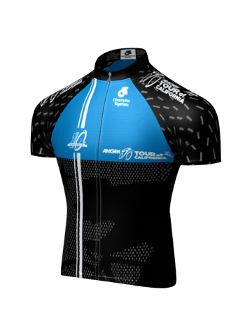 Amgen Tour of California 10th Anniversary Limited Edition Jersey
